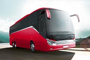 Автобус Омск – Саратово