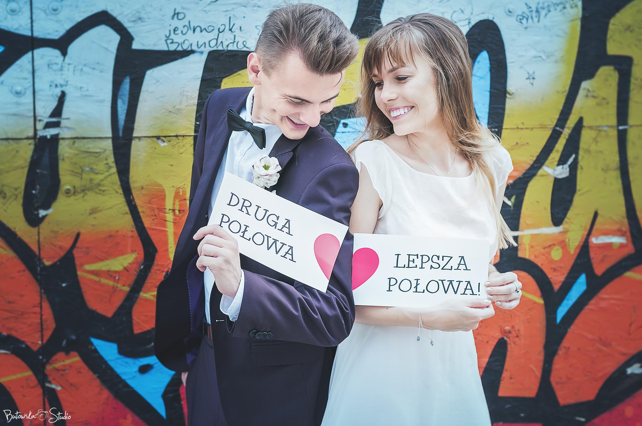 Justyna + Przemek