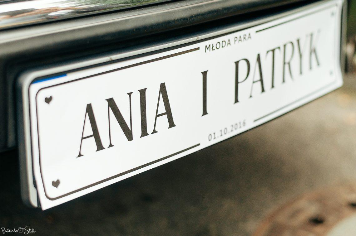 Ania + Patryk