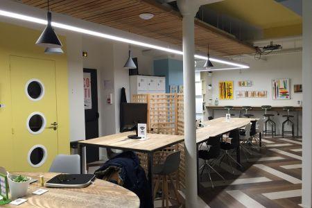 Coworking space- Montorgueil - myCowork Montorgueil