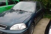 Thumbnail 2 van Honda Civic VI 1.4i City