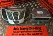 Ford Fiesta ('08-'17) Auto Radio + Front