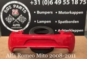 Alfa Romeo Mito achterbumper 2008-2011 origineel