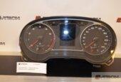 Kilometerteller Audi A1 8X 1.4 TFSI ('10-'18) 8x0920930