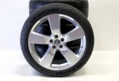 Originele 20 inch Audi Velgen met Michelin Winterbanden