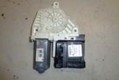 Motor raammechaniek rechtsvoor 3-deurs Volkswagen Golf V 1.4 Trendline ('03-'08) 1K0959792D