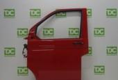 Volkswagen T6 ('15-'18)Voorportier rechtscherry rood