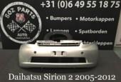 Daihatsu Sirion 2 voorbumper 2005-2012 origineel