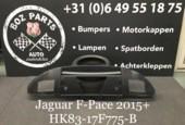 Jaguar F-Pace voorbumper spoiler onderlip HK83-17F775-B