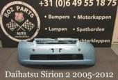 Daihatsu Sirion 2 voorbumper origineel 2005-2012