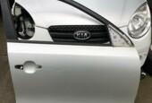 Hyundai i30 Deur Rechts Voor 2R Zilver 2007-2012