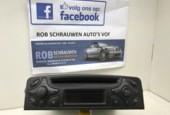 Radio/cd speler Mercedes C-klasse Combi S203 180 A2038201786