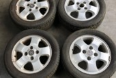 Hyundai Matrix Reservewiel 195 55 15 inch Origineel