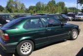 Thumbnail 8 van BMW 3-serie Compact 316i