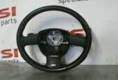 Lederen Stuurwiel + Flippers 8P0419091AL Audi A3 8P S-line