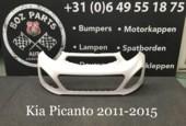 KIA Picanto voorbumper 2011 2012 2013 2014 2015 origineel