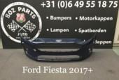 Ford Fiesta Voorbumper 2017-2020 Origineel