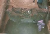 Brandstoftankmet pomp Suzuki Jimny ('98->)