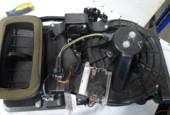 Kachelmotor Mercedes R-klasse W251achter in middenconsole A2518300008 nr weerstand A2208209210