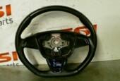 Leder Stuurwiel 6J0419091T Seat Ibiza 6J Bocanegra Flippers