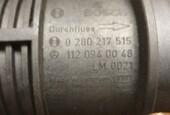 Thumbnail 3 van Mercedes W163 W211 W209 Luchtmassameter nieuw A1120940048