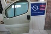 Deur deuren links + rechts Trafic Vivaro Primastar