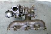 Turbo Twincharge 03C145702P 1.4TSI BLG BMY CAV VAG