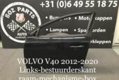 VOLVO V40 Deur Portier Links Voor Bestuurderskant 2012-2020