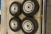 W415 Citan Renault Kangoo velgen staal 195 65 15 Michelin