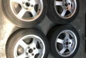 Kia Picanto Aluminium Velgen Set 165/60R/14 Inch 2011-2017