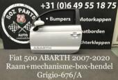 FIAT 500 ABARTH Deur Portier Links Rechts in Kleur 2007-2020