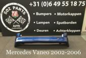Afbeelding 1 van Mercedes Benz Vaneo Achterbumper Origineel 2002-2006 W414