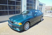 BMW 3-Serie e36 M3 1995 Groen Luxory Package!