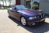 BMW 3-serie Cabrio M3 3.2 Individual/Volledige Historie