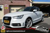 Audi A1 Sportback 1.6 TDI Pro Line, S line, clima, NL auto,