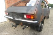 Opel Kadett 1.2N City rust look 1978 zeer apart