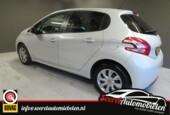 Peugeot 208 1.2 PureTech Style, airco, cruise, navi,5deurs parelmoerwit