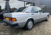 Mercedes 190-serie 1.8 E 2de eigenaar zeer nette orginele auto