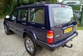 Jeep Cherokee 4.0i 60th Anniversary Automaat Volleder Cruise