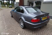 BMW 3-serie e46 Coupé M3 SMG 343pk Nap/Nwe Lagers!