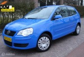 Volkswagen Polo 1.2 Optive (Bj 2007) Verkocht!