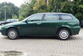 Alfa Romeo 156 Sportwagon - 1.8 T.SPARK DIST. VERDE ACERO