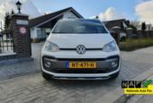 Volkswagen Up! 1.0 TSI BMT Cross UP! Cruise/Cc/Camera/Pdc