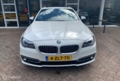 BMW 5-serie 528i High Executive Xenon,, Leer, Zonnedak..