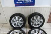 4x Sportvelgen BMW + band 16 inch, banden 205/55/16