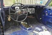 Jaguar MK9 saloon nog af te bouwen