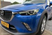 Mazda CX-3 2.0 SkyActiv-G 120 TS+ !slechts 38dkm! Navi Cruise Lmv etc.
