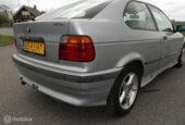 BMW 3-serie Compact 316i AUTOMAAT met nieuwe APK