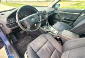BMW 520i touring topasblau!