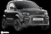 Microcar Dué 6 Plus Pack Design 2 jaar garantie v.a. €10.895,-